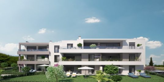 2 Bedroom apartment with garden and terrace (V2-A)