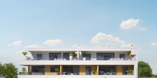 2 Bedroom Apartment With 2 Bathrooms And Balcony (V1-E)